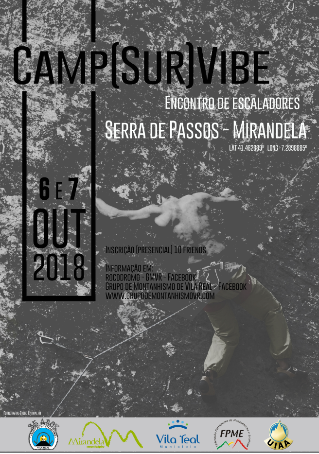 Camp survive 2018 2