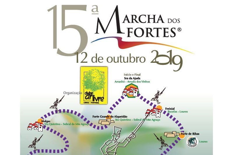 marcha dos forte 2019
