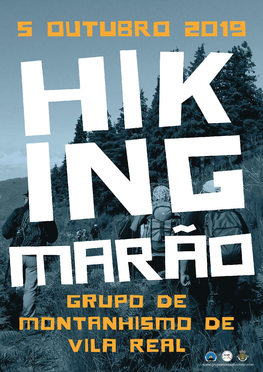 hiking marão